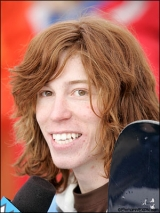 Shaun White Snowboarding PC-re is!