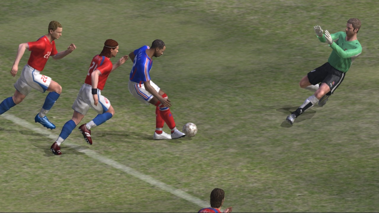 Pro Evolution Soccer 6 - demonstráció