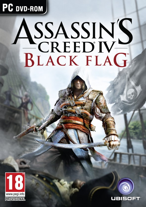 Hivatalos az Assassin's Creed IV: Black Flag