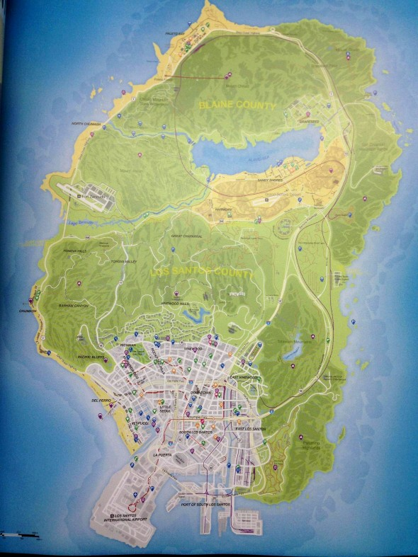 gta 5 térkép Kiszivárgott GTA 5 térkép gta 5 térkép