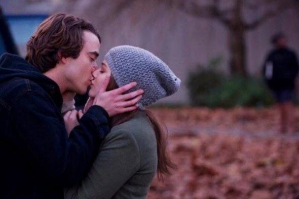 randevú szakaszában középiskolai történet
