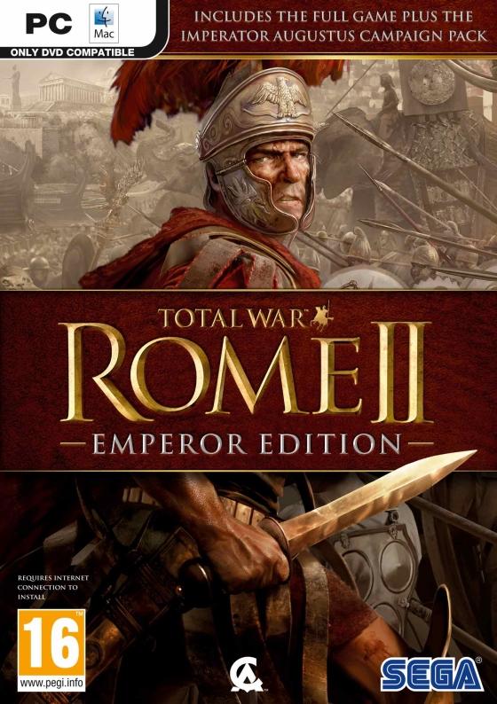 Total War : ROME II Emperor Edition