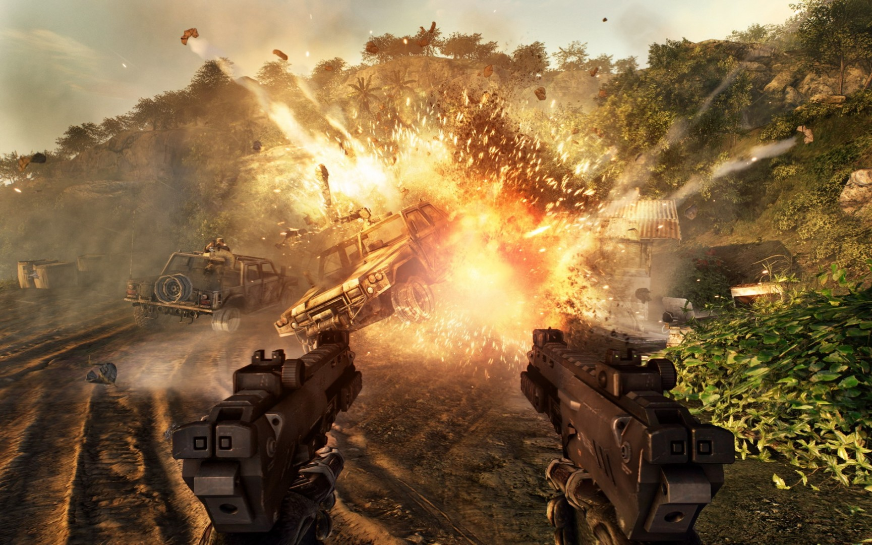 CRYSIS WARHEAD PATCH V1.1 is available forimmediate download.