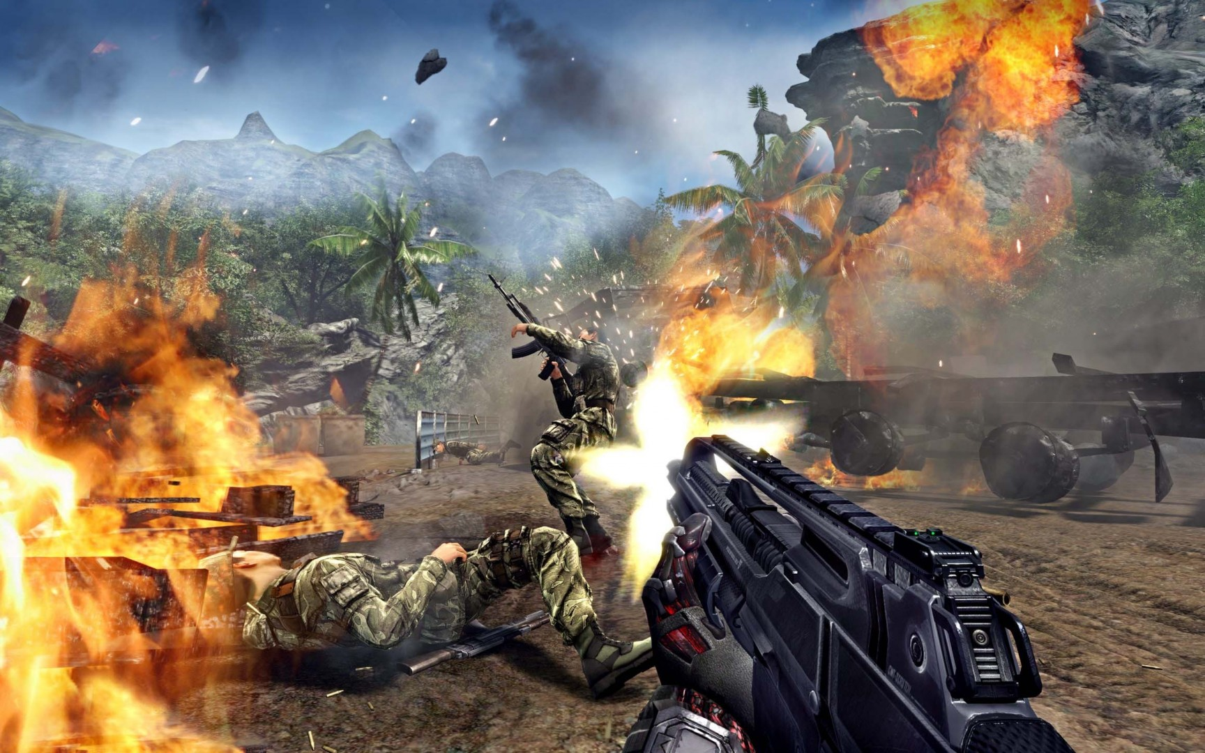 Crysis Warhead Cheat Codes, Trainers, Patch Updates, Demos, Downloads, Chea