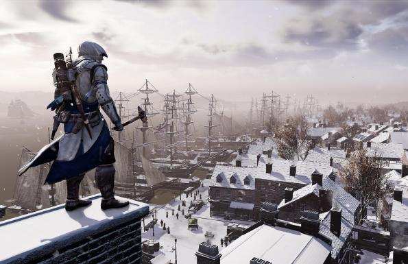 Assassin's Creed 3 Assassin's Creed 3 Remastered 851039dfc1fe4ce2c9fa