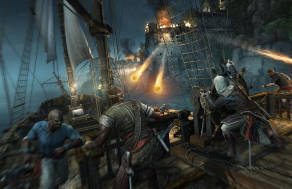 Assassin's Creed 4: Black Flag Játékképek 143518e95ac24db47c6d