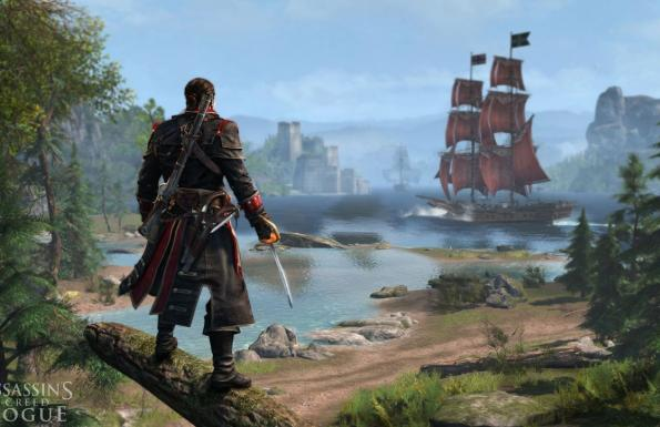 Assassin's Creed: Rogue Játékképek 93526f869655d2167f5e