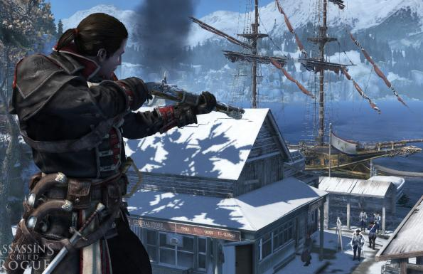 Assassin's Creed: Rogue Játékképek a5f85a906ed93347bd01