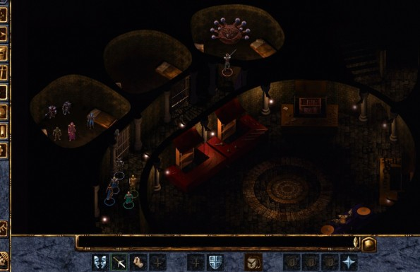 Baldur's Gate: Enhanced Edition  PC-s és Maces játékképek 09e4a87b91922d32d0b2