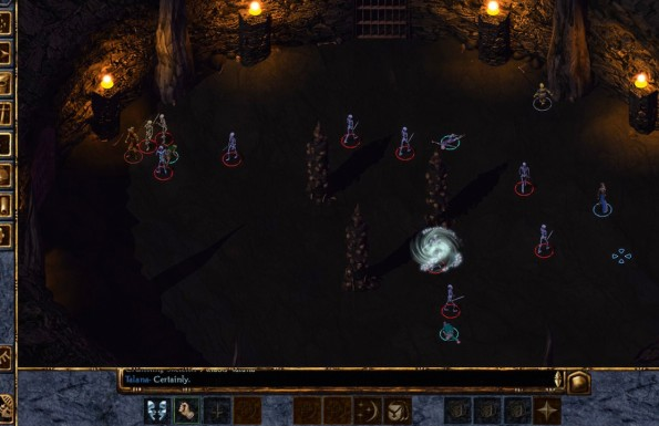 Baldur's Gate: Enhanced Edition  PC-s és Maces játékképek 3bb2b4102e081e9c1d68