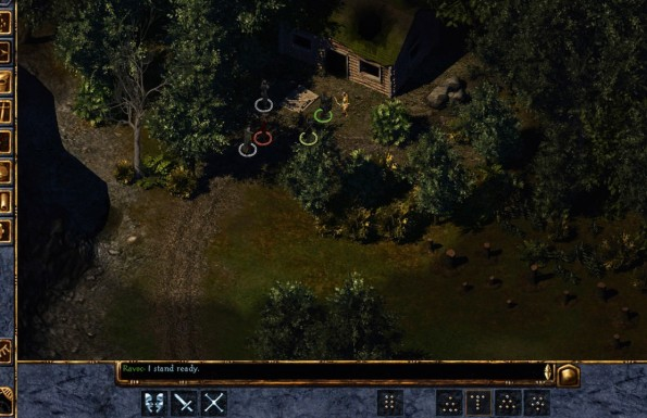Baldur's Gate: Enhanced Edition  PC-s és Maces játékképek 59bf5174008663551af5