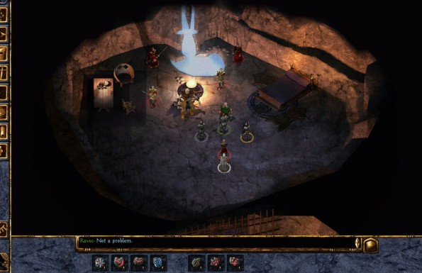 Baldur's Gate: Enhanced Edition  PC-s és Maces játékképek 77c6e3efa40d85189a8a