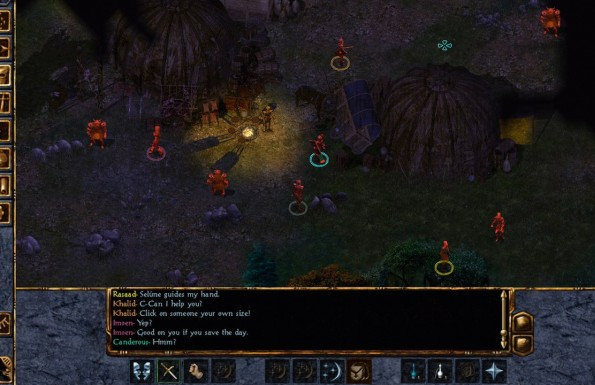 Baldur's Gate: Enhanced Edition  PC-s és Maces játékképek 7ab18ac9f918341b1664