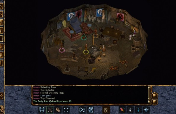 Baldur's Gate: Enhanced Edition  PC-s és Maces játékképek 81c271e941416ca63619