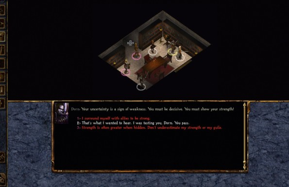 Baldur's Gate: Enhanced Edition  PC-s és Maces játékképek 8c71925537482db14766