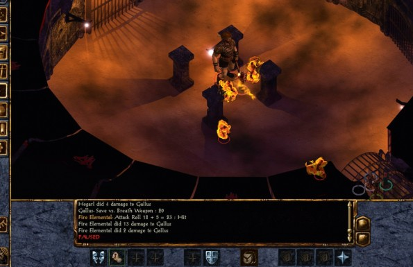 Baldur's Gate: Enhanced Edition  PC-s és Maces játékképek 94590553811e78eabbb1