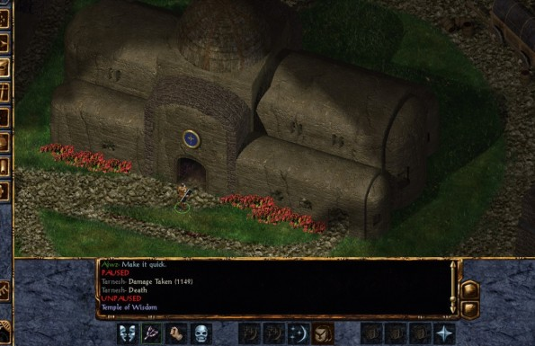 Baldur's Gate: Enhanced Edition  PC-s és Maces játékképek b864baf3723d73c491fa
