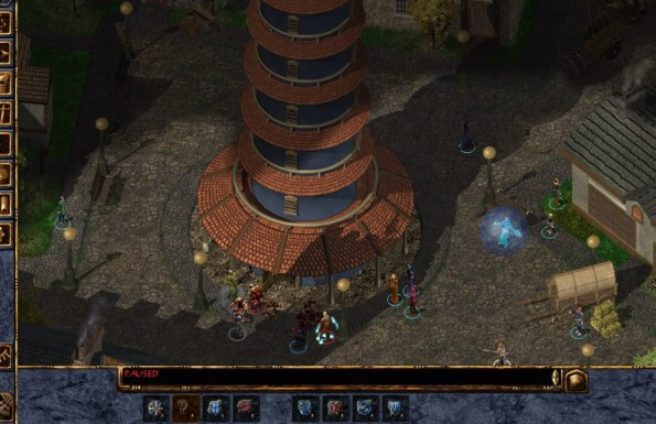 Baldur's Gate: Enhanced Edition  PC-s és Maces játékképek c9834922c873e29a2951
