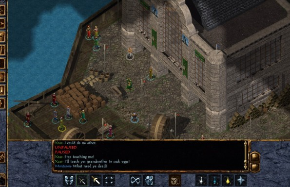 Baldur's Gate: Enhanced Edition  PC-s és Maces játékképek f9c771fd2a685fa99f54