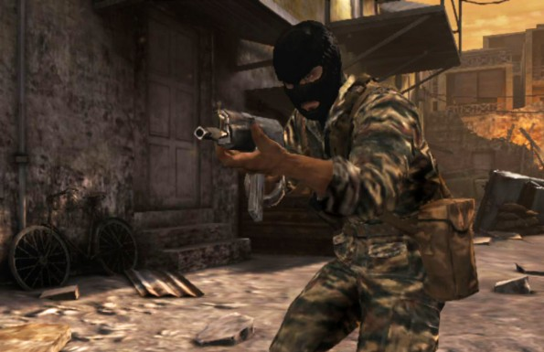 Call of Duty: Black Ops Declassified Játékképek 4c7b5a2be389a8e33985