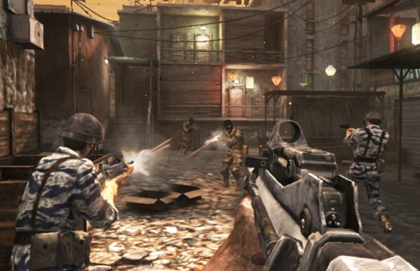Call of Duty: Black Ops Declassified Játékképek ec9be09061df4cde77e0