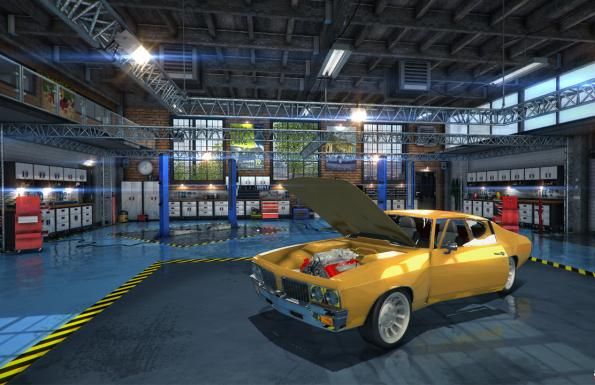 Car Mechanic Simulator Classic - Under The Spell Of Four-Wheeled Miracles