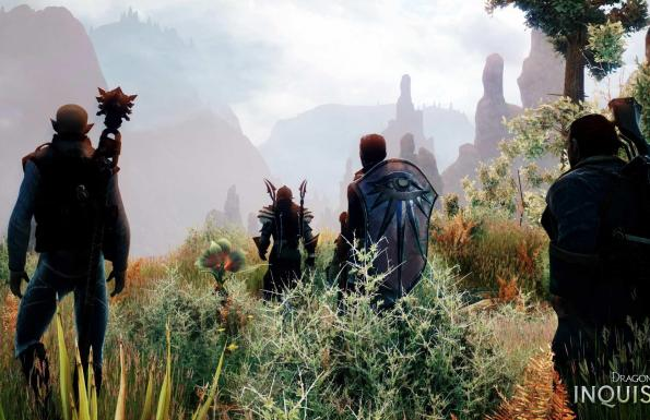dragon age inquisition flörtölés