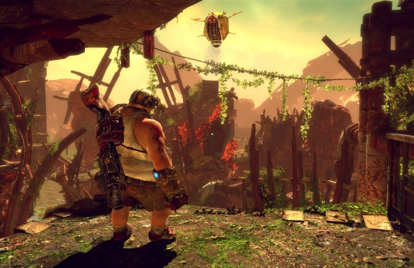 Enslaved: Odyssey to the West Játékképek 1638f07c65566bae0491