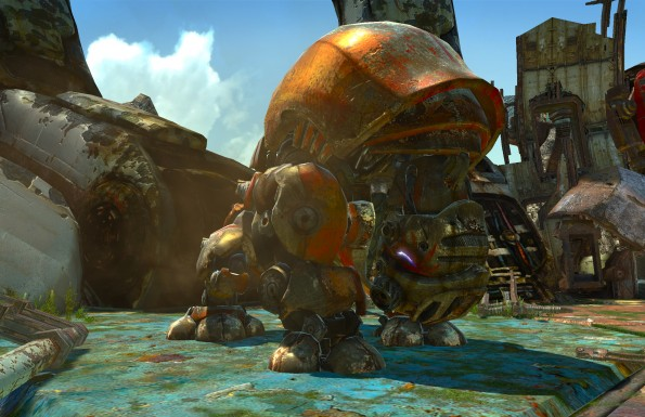 Enslaved: Odyssey to the West Játékképek 5325a6a672c205caa34c