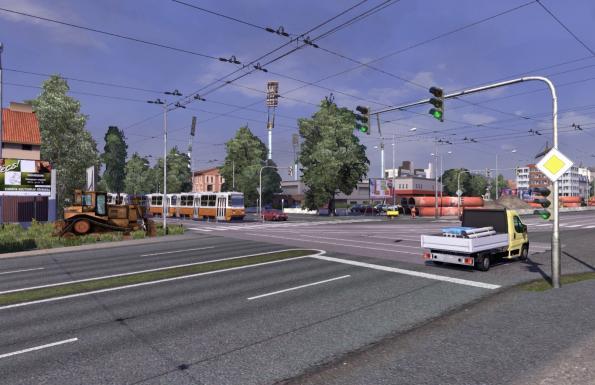 Euro Truck Simulator 2 Magyarország Térkép Mod