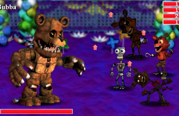 Five Nights at Freddy's World Játékképek 13dd0f57a3cbc11aadd6