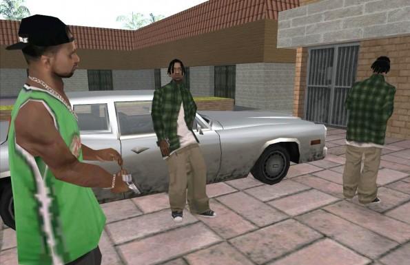 Grand Theft Auto: San Andreas Játékképek df743d12a57857a6eeb3
