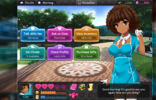 Lány randi szimulációs játékok ingyen