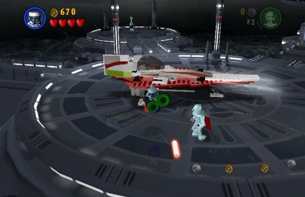 LEGO Star Wars: The Video Game Játékképek 23f2b38ea9098e941e28