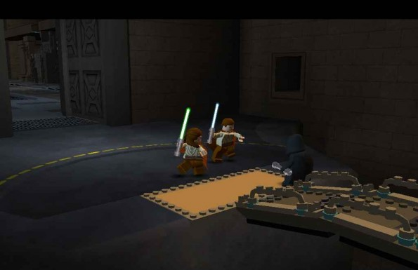 LEGO Star Wars: The Video Game Játékképek 44fc9de82254a387be9b