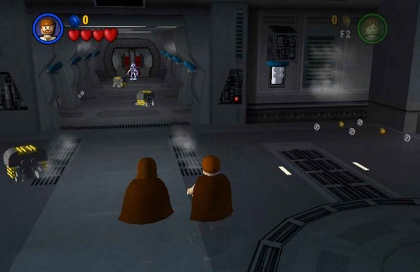 LEGO Star Wars: The Video Game Játékképek a61baac25889f87aac3d