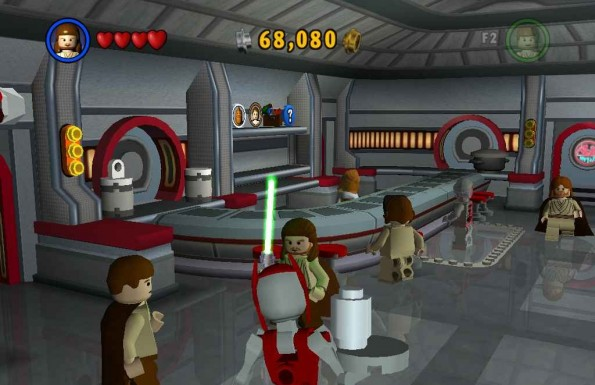 LEGO Star Wars: The Video Game Játékképek b35e0c402a32e5242ea4