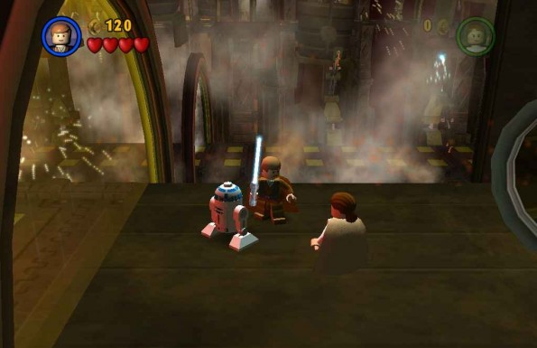 LEGO Star Wars: The Video Game Játékképek f8605bb29c544a48b0ef
