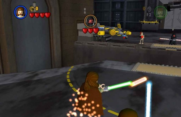 LEGO Star Wars: The Video Game Játékképek fa8821160e0fdf8d9484