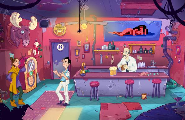 Leisure Suit Larry – Wet Dreams Don't Dry Játékképek b7db314605e41d2fa667