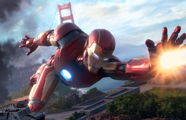 Marvel's Iron Man VR3
