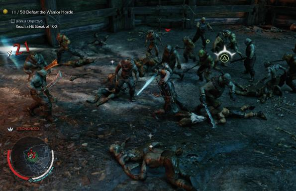 Middle-earth: Shadow of Mordor  Játékképek 5437da47c8c7109a11ea