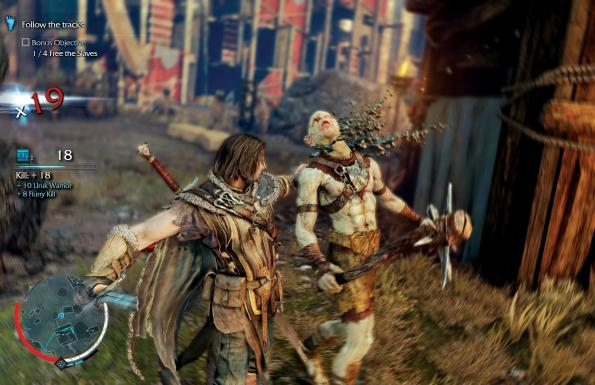 Middle-earth: Shadow of Mordor  Játékképek 6b9bddc8bffd4b14fc98