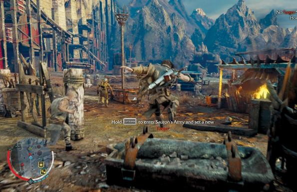 Middle-earth: Shadow of Mordor  Játékképek 81ae2181087efc37269e