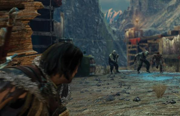 Middle-earth: Shadow of Mordor  Játékképek d06dc7c7694342405b05