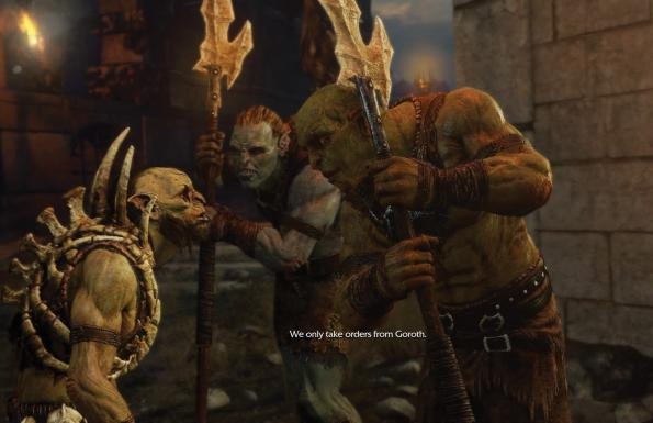 Middle-earth: Shadow of Mordor  Játékképek da52c034418f4809807c