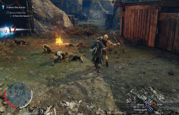 Middle-earth: Shadow of Mordor  Játékképek e6e5e44bc147b0836d8f