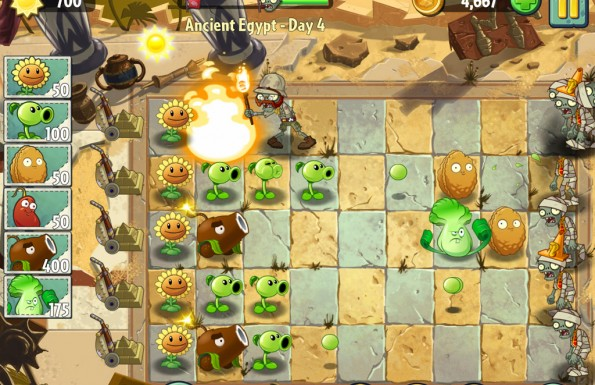 Plants vs. Zombies 2: It's About Time  Játékképek a156afcf449619359478