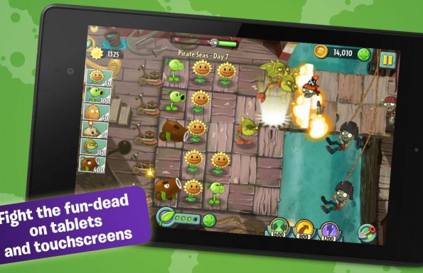 Plants vs. Zombies 2: It's About Time  Játékképek a87841c65caf373f64d0
