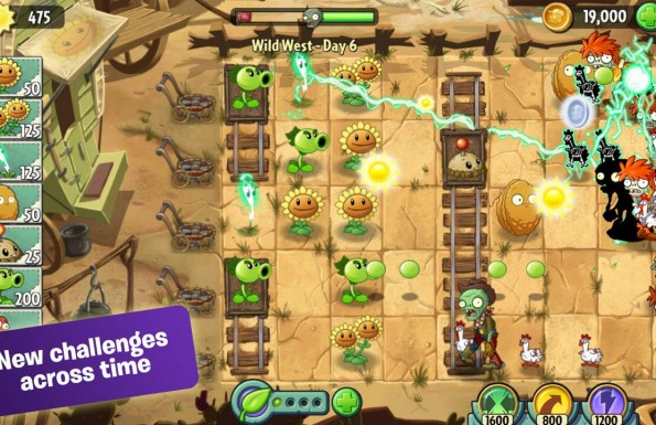 Plants vs. Zombies 2: It's About Time  Játékképek e260ee75ebcb0886f314